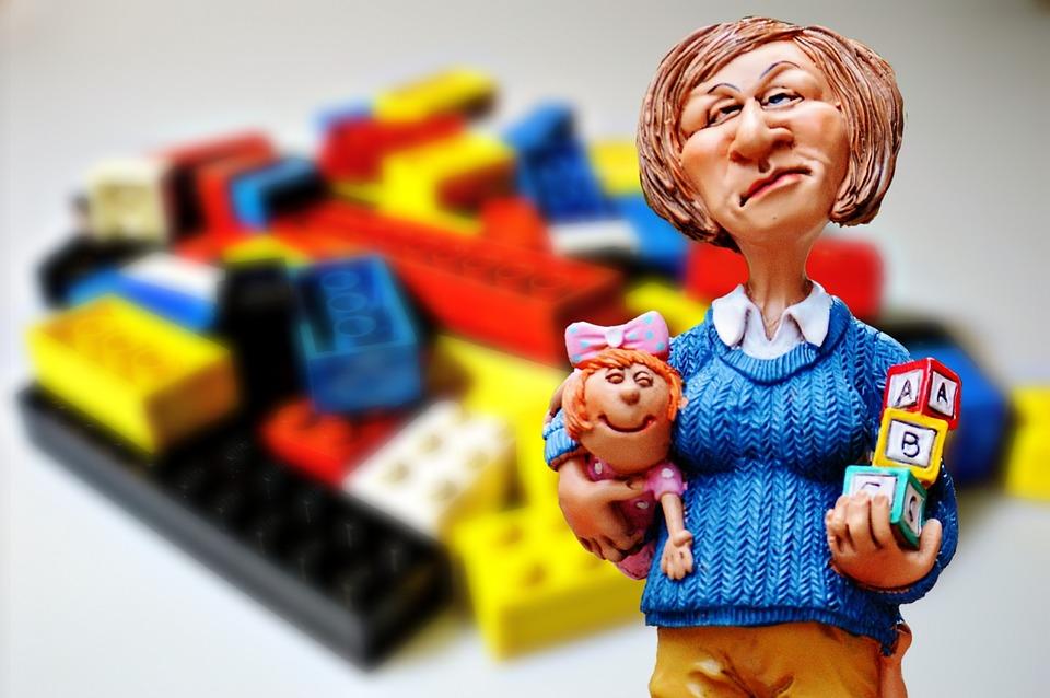 Free photo: Baby-Sitter, Children Educator - Free Image on Pixabay ...