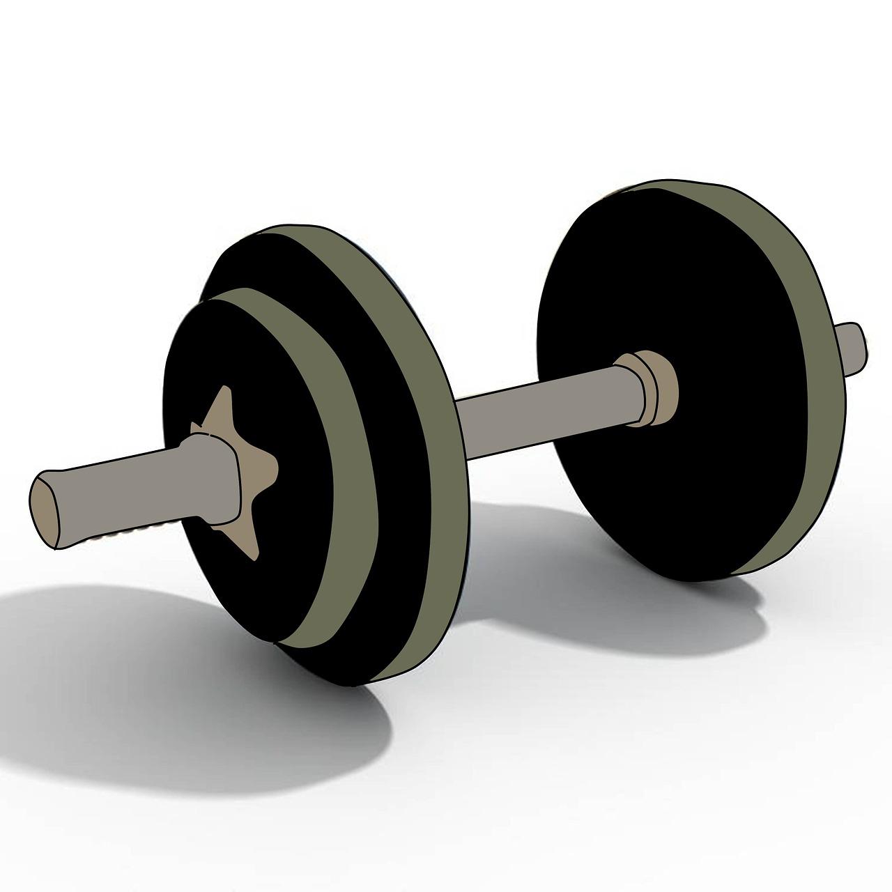 Musculacao Peso Academia Imagens Gratis No Pixabay