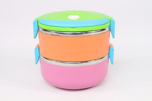 Lunch Box, Lunch, Camping, Lunch Box