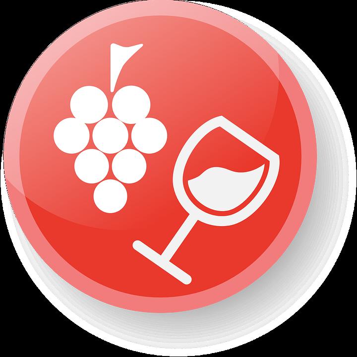 Image vectorielle gratuite vin verre ic ne vector - Comment peindre un verre transparent ...