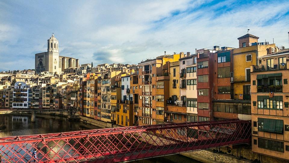 Girona Cataluña Catalunya Costa - Foto gratis en Pixabay