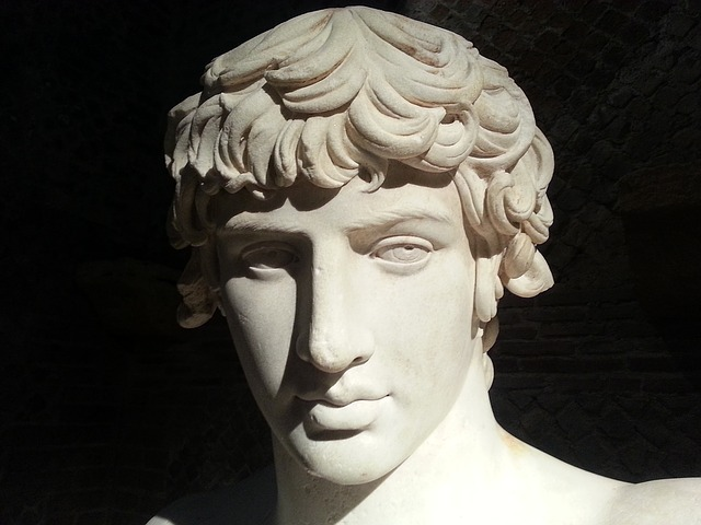 Free Photo Antic Statue Face Marble Rome Free Image