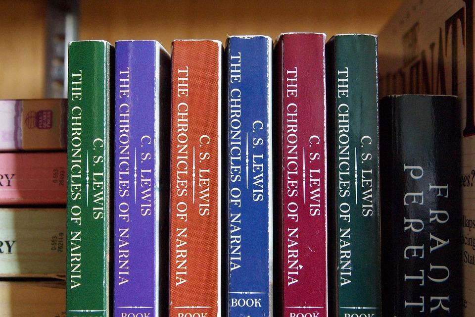 Books, Reading, Series, Narnia, C S Lewis, Novel, Read