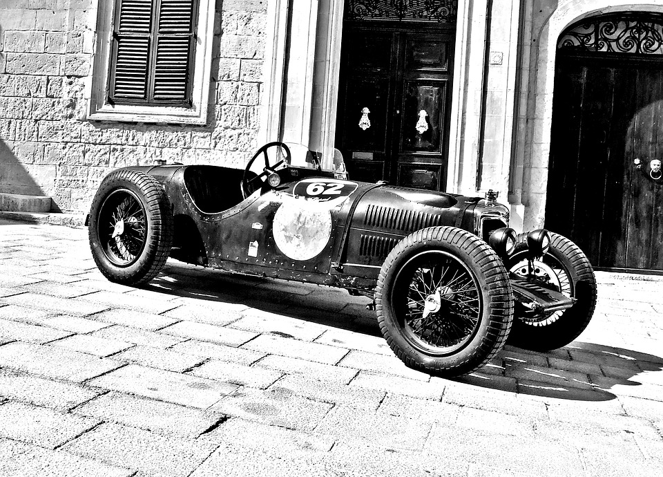 Free Photo Vintage Racing Car Free Image On Pixabay