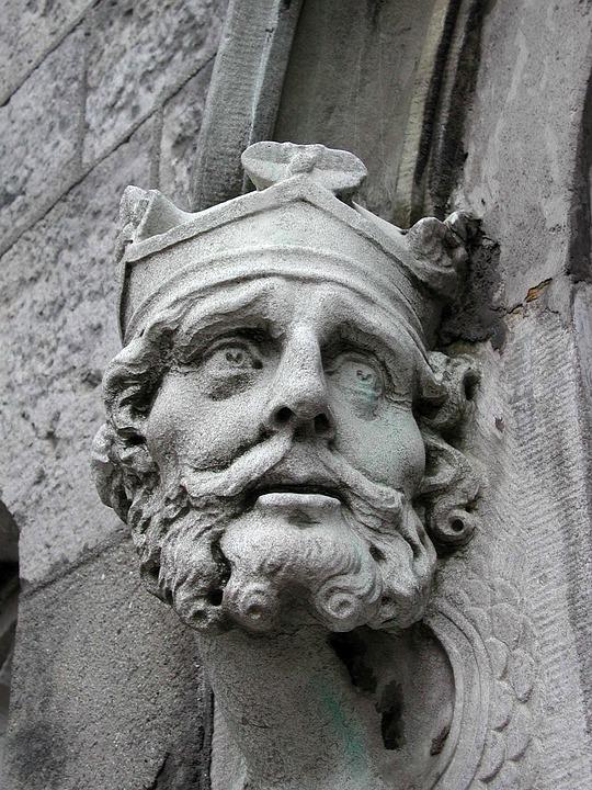 Gargoyle Building Beard Gothic Architecture