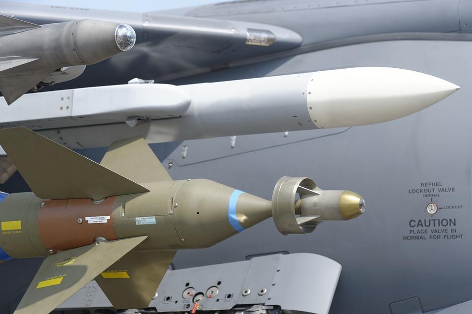ミサイル, ロケット, 空気力, 軍事, 技術, 武器, 侵略, 戦争, 防衛, 青戦