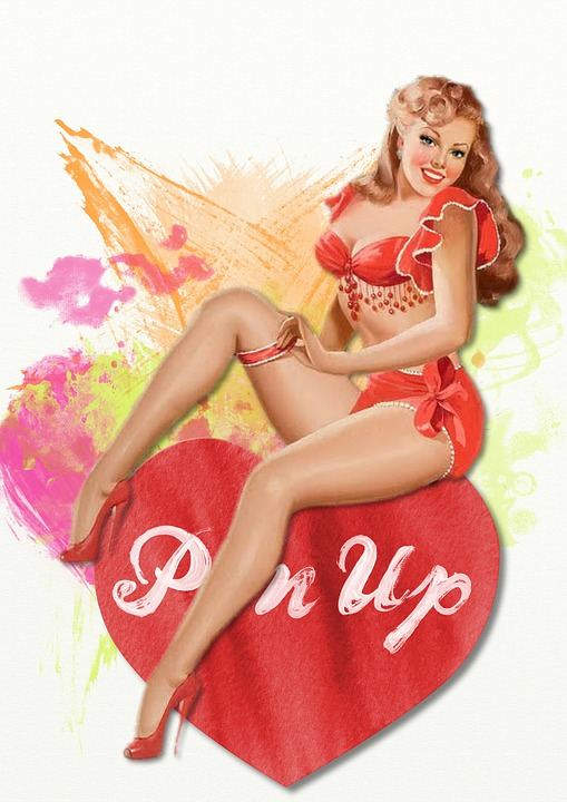 pin up images free