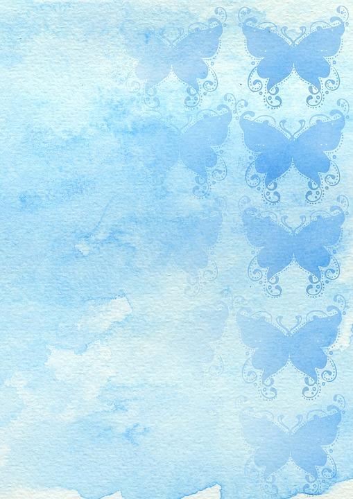 Sfondo Acquerello Farfalla Immagini Gratis Su Pixabay