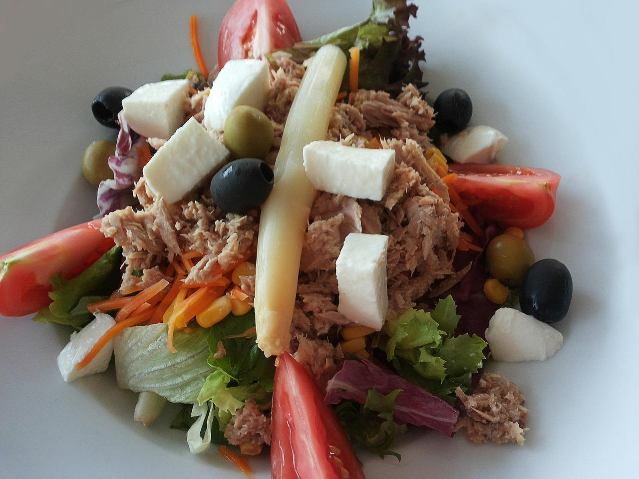 Canned Salmon Salad Frugal Recipe
