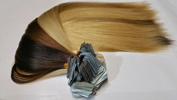 Tape Extension, Hair, Extension, Fashion