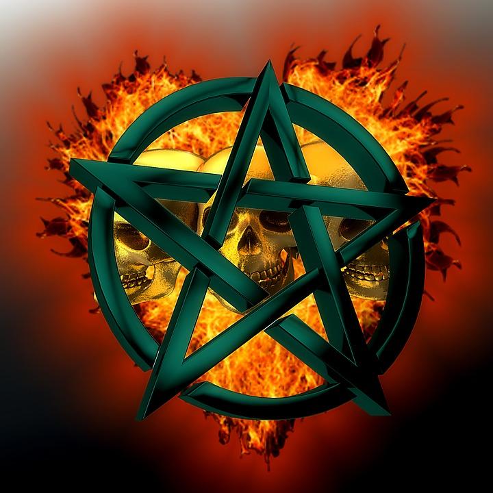 illustration gratuite pentagram symbole vert le feu image gratuite sur pixabay 1144938. Black Bedroom Furniture Sets. Home Design Ideas