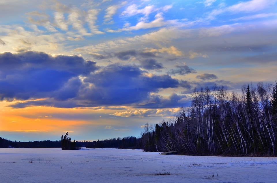 Foto gratis paesaggio invernale natura immagine gratis for Disegni paesaggio invernale