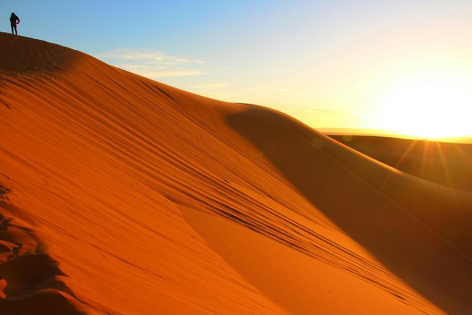 Sand Dune, Sahara