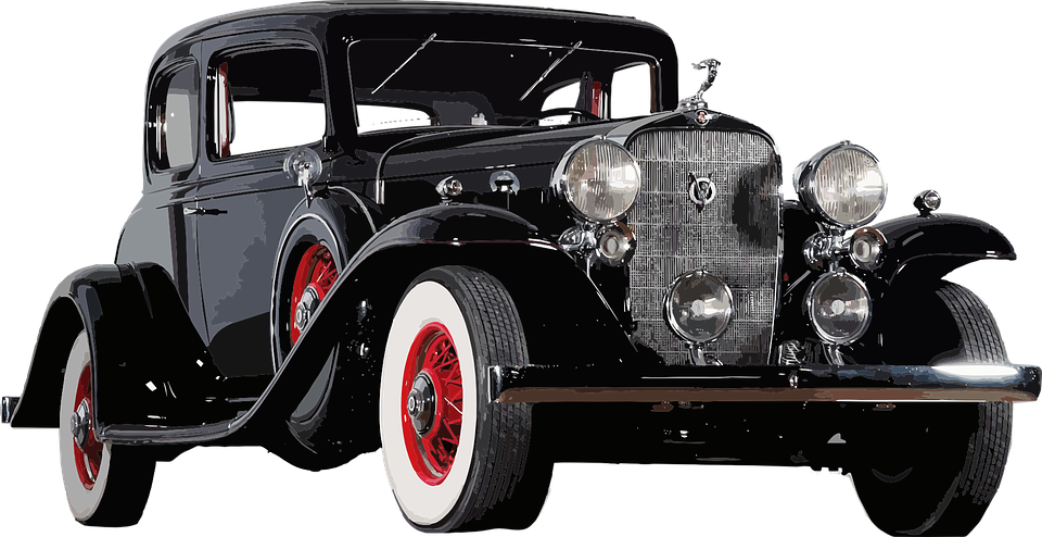 Free Vector Graphic Car Retro Transport Vintage Free Image
