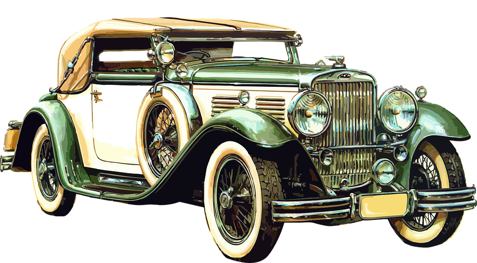 Old Car Vintage Transport · Free vector graphic on Pixabay