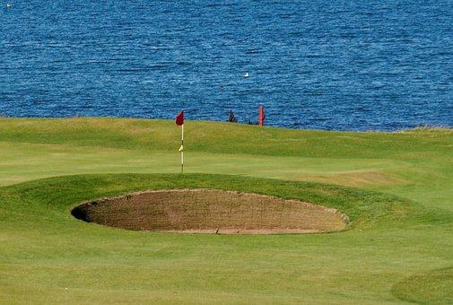 Golf Course, Golf, Sport, Green, Course