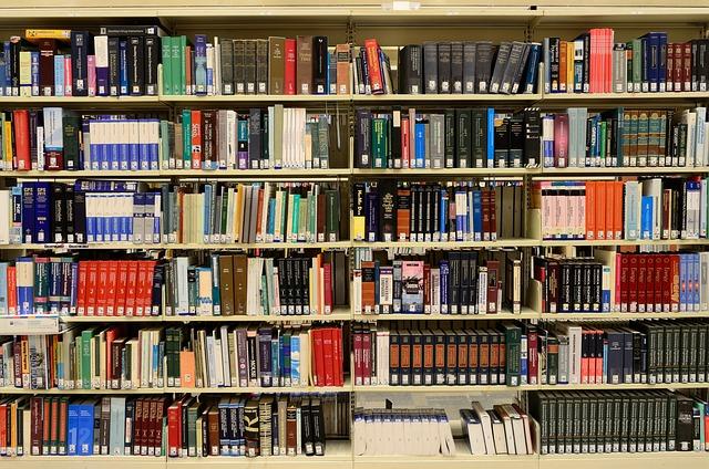 ライブラリ, 書籍, 知識, 情報, 本棚, データ, 大学, 学習, 教育, 研究, 図書館の本, 文学