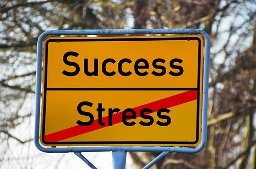Town Sign Place Name Sign Success Stress B