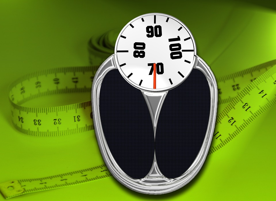 Bathroom Scale, Horizontal, Weight, Control, Eat