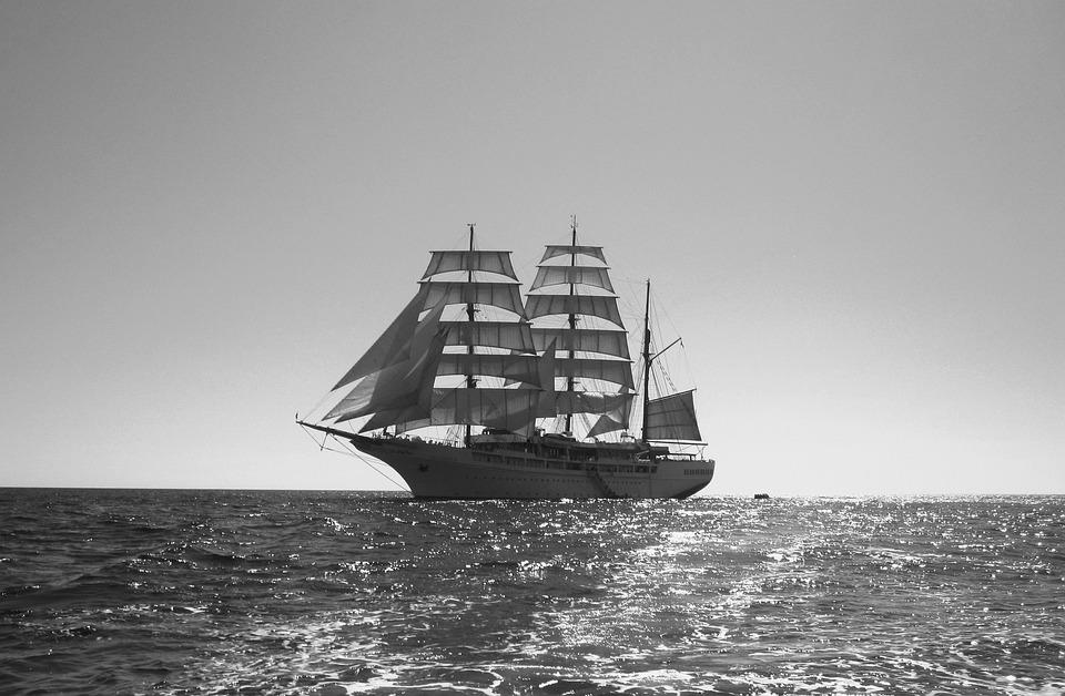 Segelschiffe auf dem meer  Segelschiff Schiff Boot · Kostenloses Foto auf Pixabay