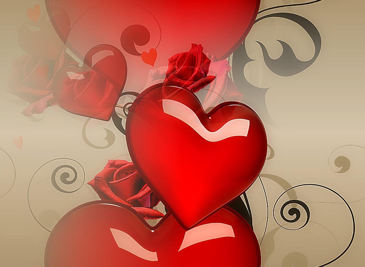 Романтичные открытки для любимого мужчины