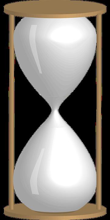 Sanduhr schwarz weiß  Kostenlose Vektorgrafik: Eieruhr, Ei, Uhr, Sanduhr, Sand ...