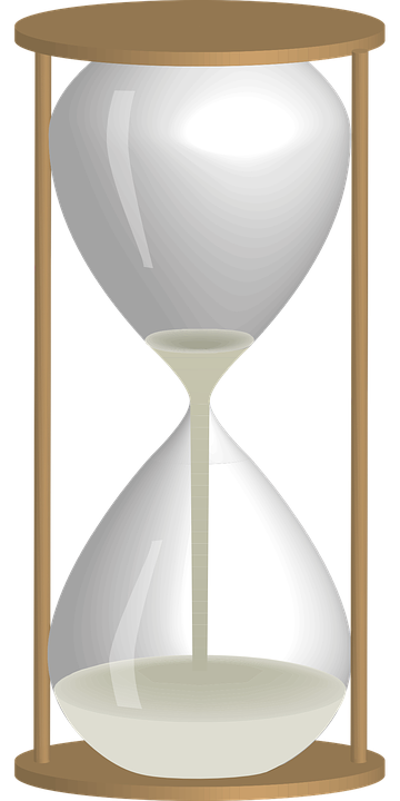 free vector graphic egg timer clock time hourglass