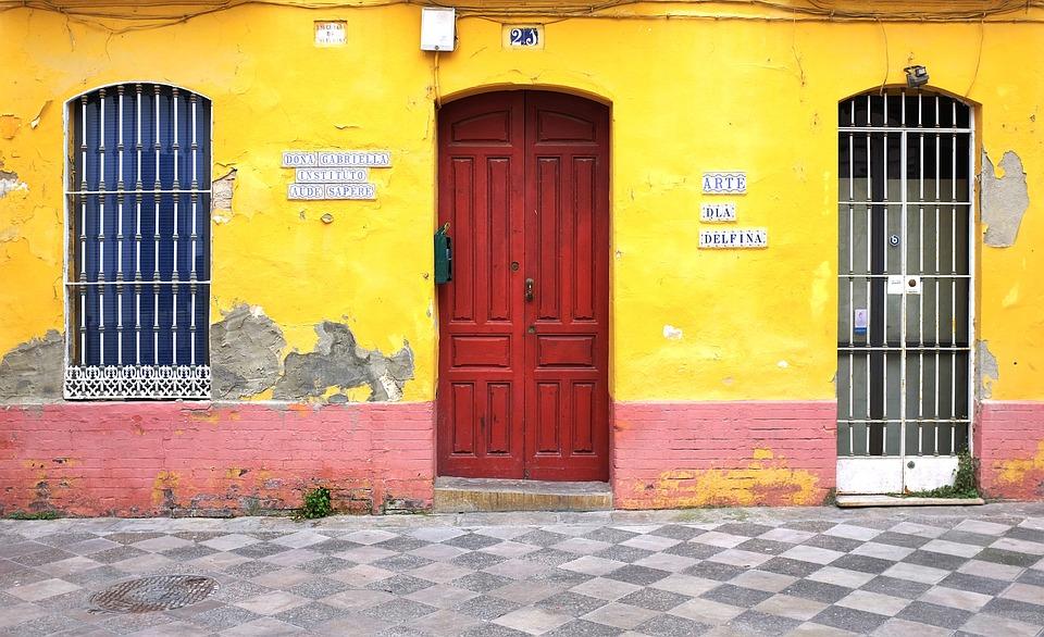 Sevilla, España, Andalucía, Calle, X100S