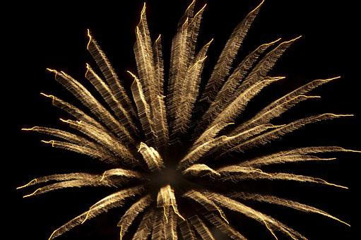 Fire Works, Fourth Of July, Celebration