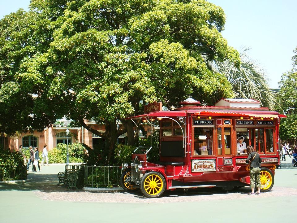 Disney Land, Tokyo Disneyland, Tokyo, Amusement Park
