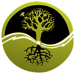root, tree, logo
