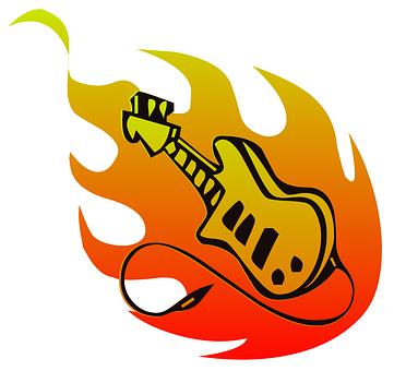 Guitar, Band, Music, Rock, Metal