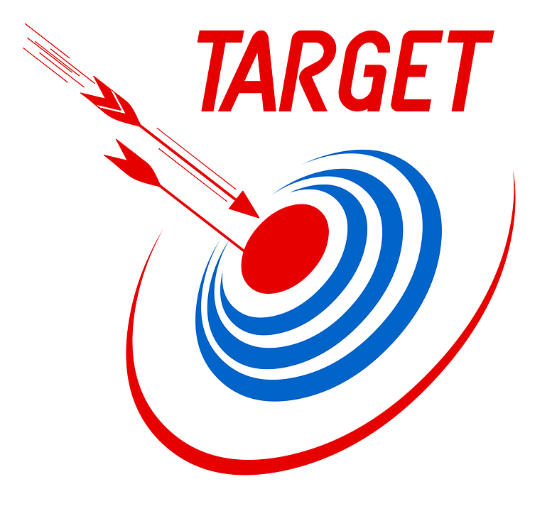 Free illustration: Target, Goal, Business, Icon, Logo - Free Image ...