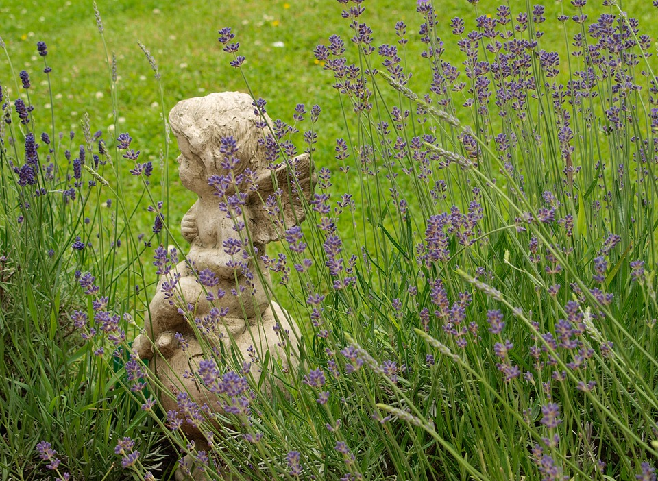 Free photo Cherub Angel Garden Angel Figure Free Image on