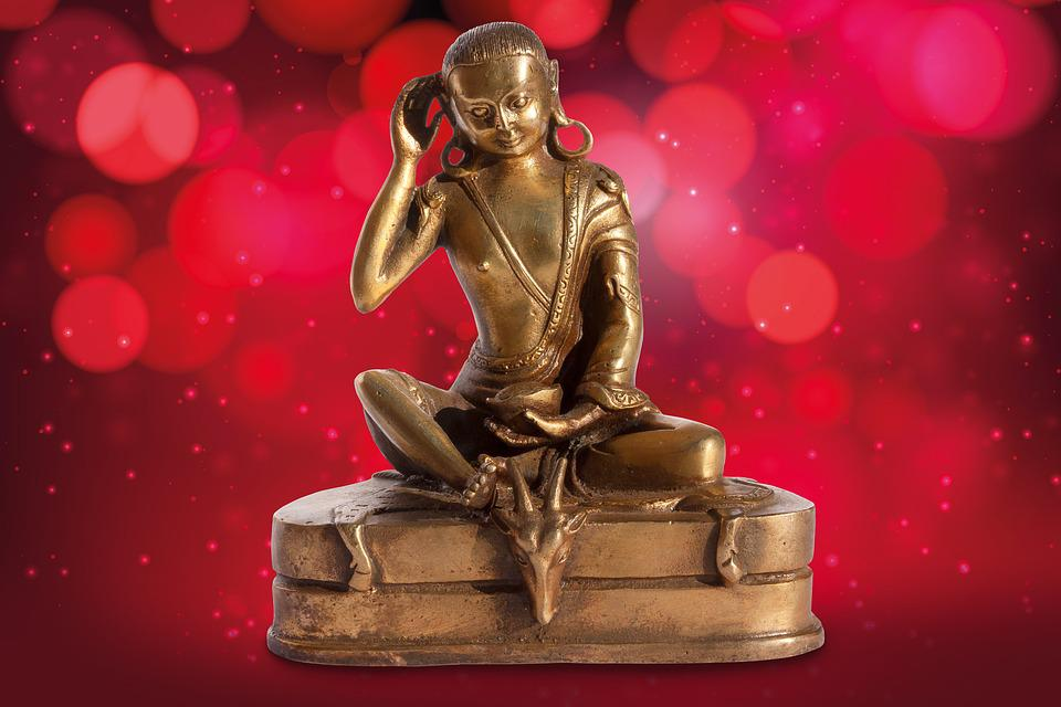 Mila Repa, Boeddha, Bodhisattva, Esoterische