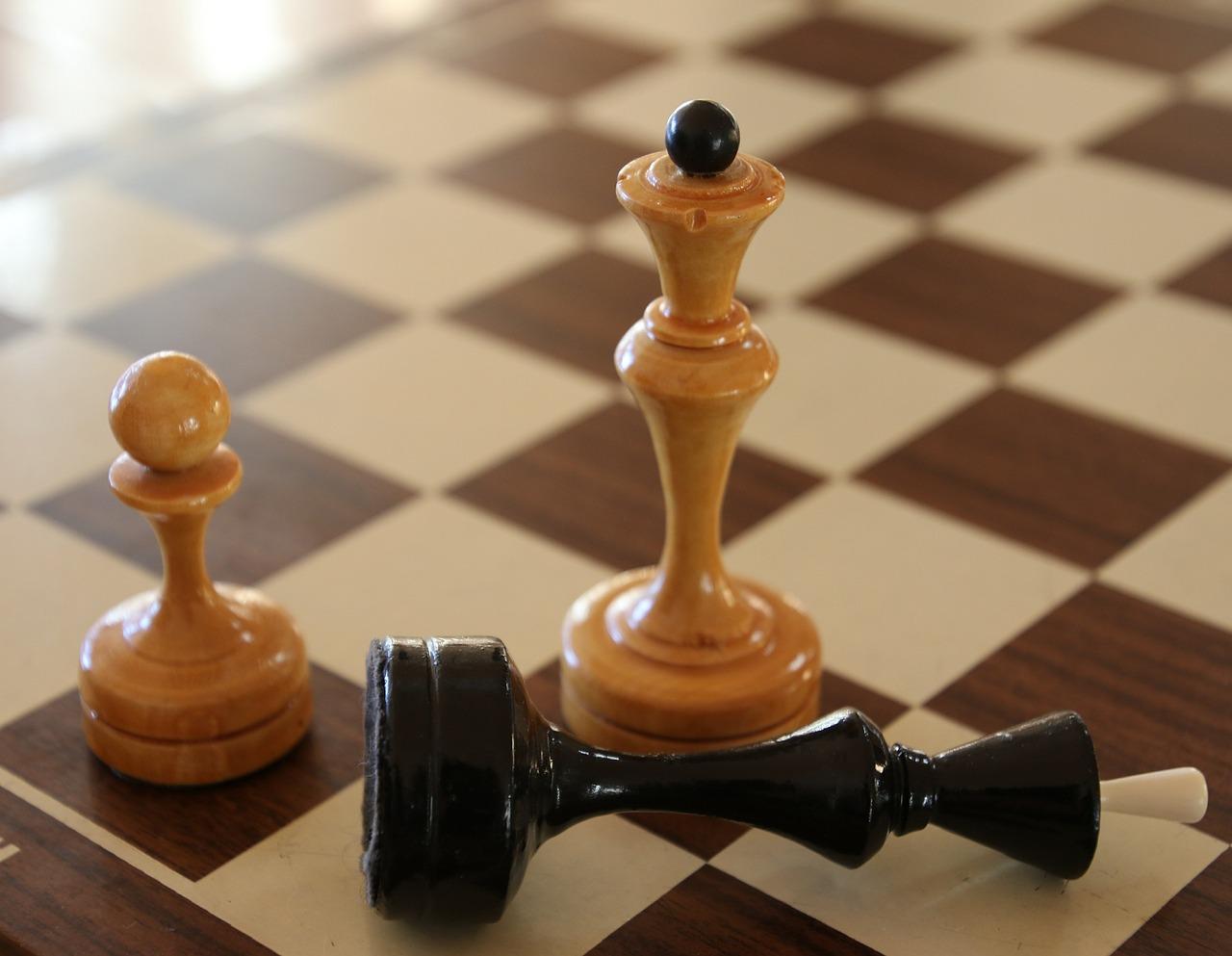 эти победа в шахматах картинки были времена, когда