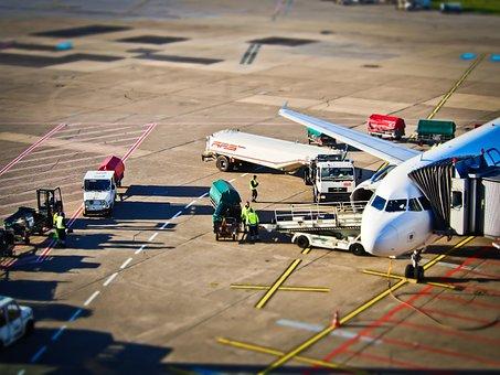 Aeropuerto, Antes De La, Aeronaves