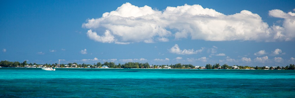 Grand Cayman, Water, Clear, Caribbean