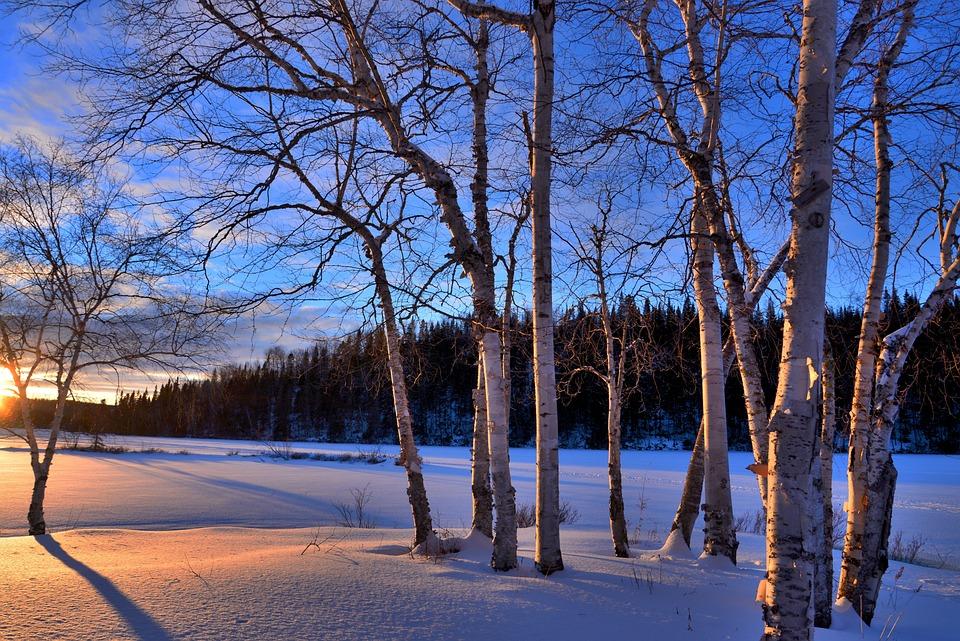photo gratuite paysage d 39 hiver coucher de soleil image gratuite sur pixabay 1152641. Black Bedroom Furniture Sets. Home Design Ideas