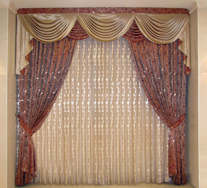 Curtains Drapes Window Free Photo On Pixabay