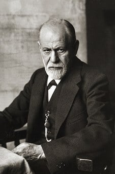Sigmund Freud Portrait 1926 Founder Of Psy