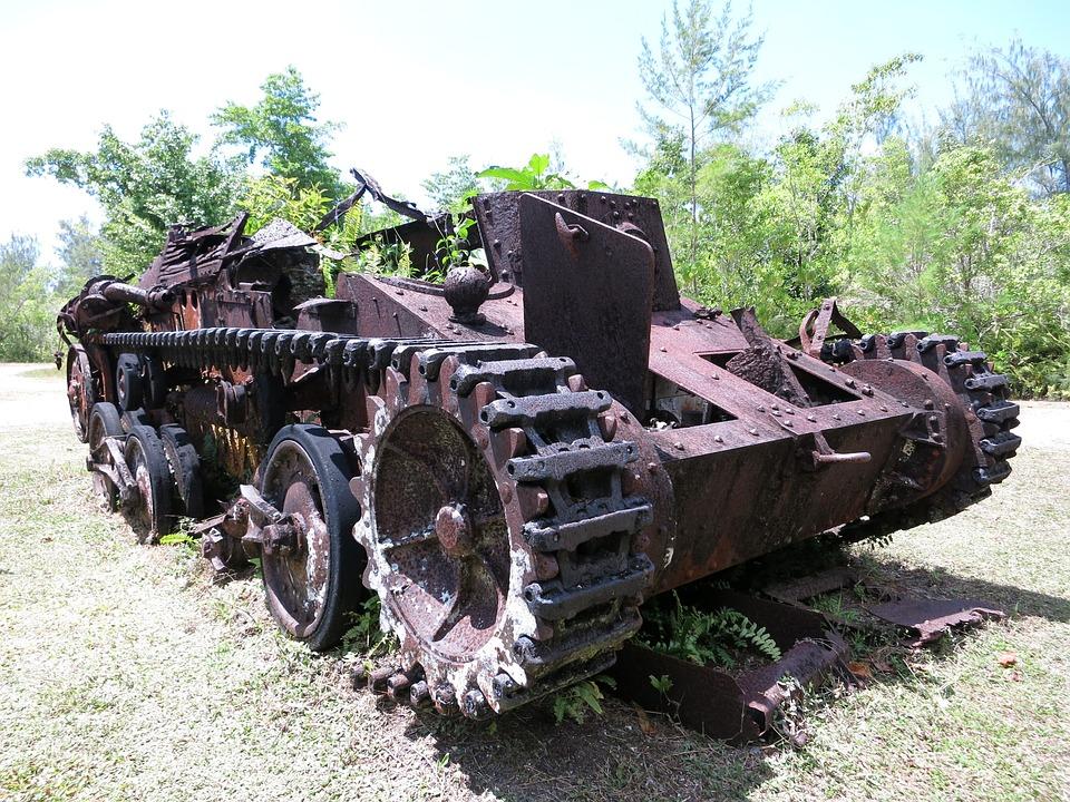Palau 2. Weltkrieg
