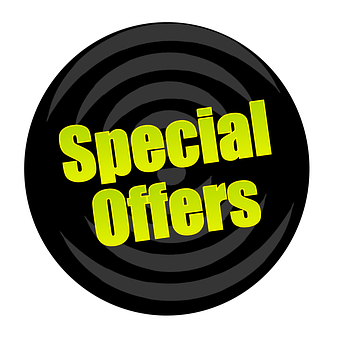 Special Offers, Icon, Web, Internet