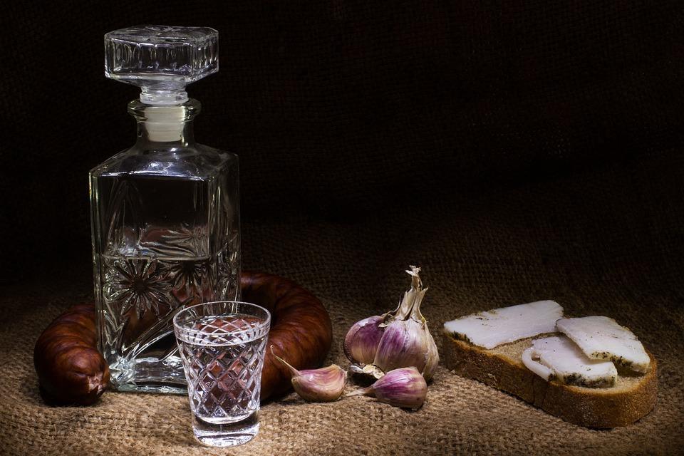 Что такое настоящая Русская водка?