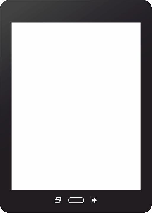 image vectorielle gratuite tablette cran tactile cran image gratuite sur pixabay 1156403. Black Bedroom Furniture Sets. Home Design Ideas