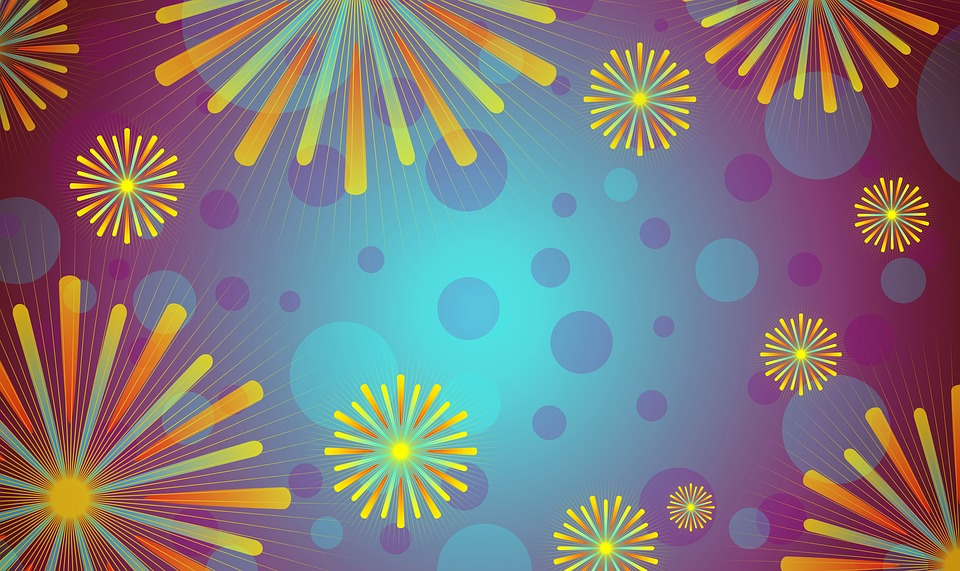 background fireworks abstract free image on pixabay