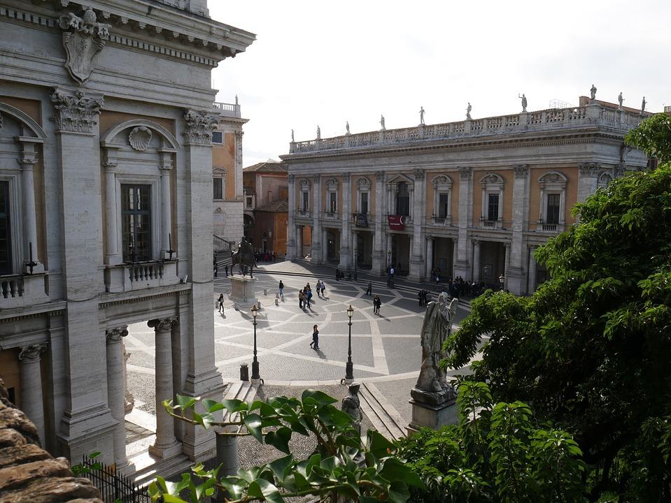 Museus Capitolinos - Musei Capitolini
