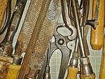 tool, tool box, pliers