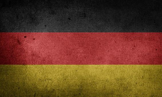 Deutschland, Flagge, Europa