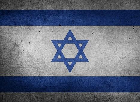 Israel, Flagge, Naher Osten